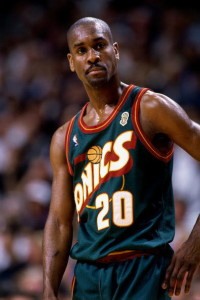 1996 NBA Finals Game 1: Seattle SuperSonics vs. Chicago Bulls