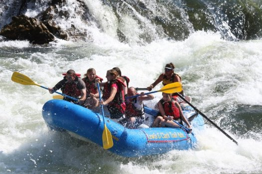 Raft the Gorge