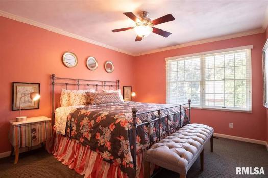 Guest bedroom 2 - Pink
