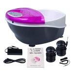 DETOX FOOT BATH SPA MACHINE BY HEALCITY