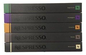 Nespresso Variety Pack for OriginalLine, 1.76 oz