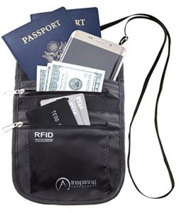 Best Travel Neck Wallet
