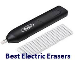 best electric eraser