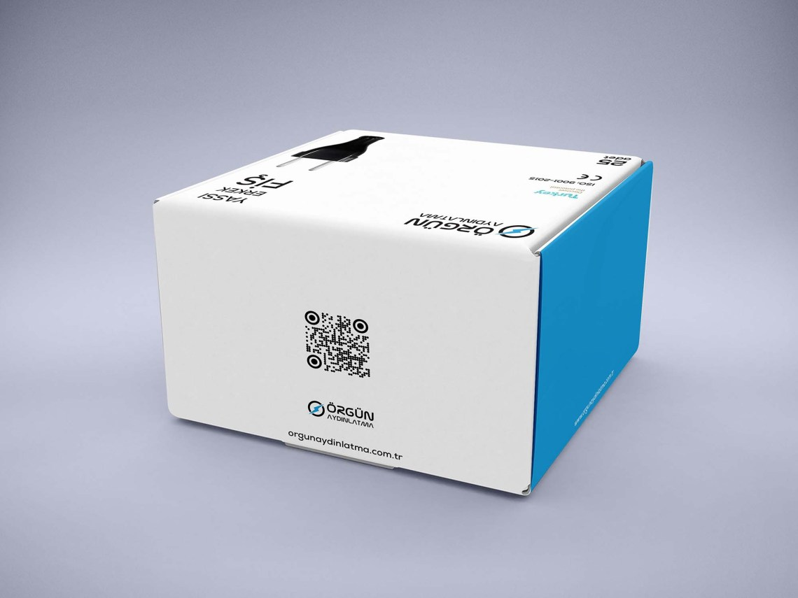 Download Free Box Package Mockup (PSD)