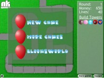 Bloons Tower Defense 1 (BTD1)
