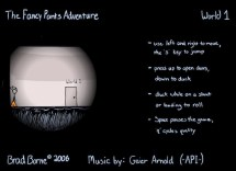 The Fancy Pants Adventure Game Play Online