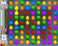 Candy Crush Saga Play Online on Computer