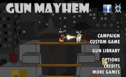 Gun Mayhem 1 by Armor Games