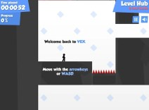 Vex 3 (Jumping/Wall Climbing Game)