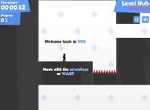 Vex 3 (Jumping/Wall Climbing Game)
