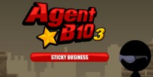 Agent B10 3 Sticky Business