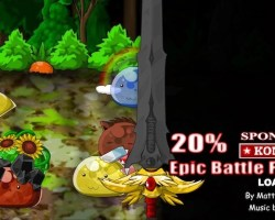 EPIC BATTLE FANTASY 3 UNBLOCKED