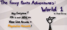 Fancy Pants Adventures World 1 (FPA 1)