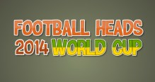 Football Heads 2014 World Cup With Multiplayer Option