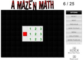A Mazen math game