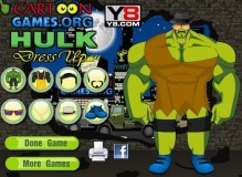 Hulk Dressup