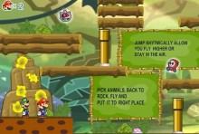 Mario In Animal World