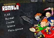 NewGrouds Rumble