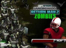 Return Man 2 Zombies Edition
