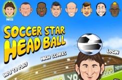 Soccer Star Head Ball