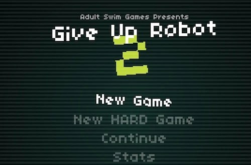 Give Up Robot 2 - Tyrone's Unblocked Games