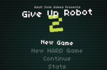 Give Up Robot 2