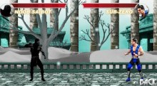 Mortal Combat Karnage