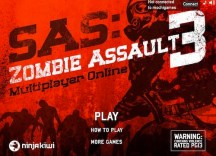 SAS Zombie Assault 3