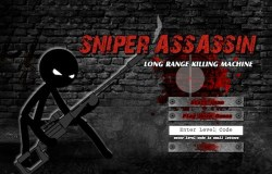 Sniper Assassin Story (Killing)