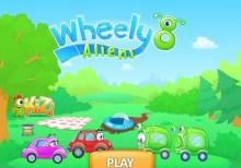 Wheely 8 Aliens
