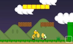 A Koopas Revenge 2 (Like Super Mario)