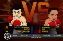Boxing Live 1st Version