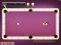 Deluxe Pool (8 Ball)