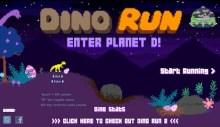 Dino Run Enter Planet D