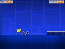 Geometry Dash (A Scratch.Mit.Edu) Project