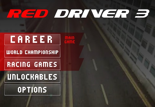 Car Racing Games Unblocked >> Red Driver 3: Complete the Mission - Unblocked Games