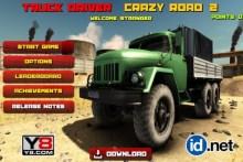 Truck Driver Crazy Road 2 (Unity3D)
