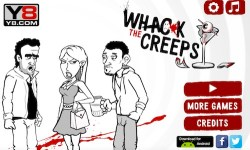 Whack the Creeps