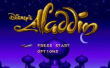 Disney's Aladdin (SEGA Version)