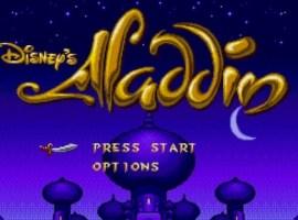 aladdin sega