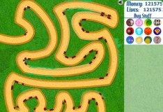 Hacked Bloons Tower Defense 4 Expansion