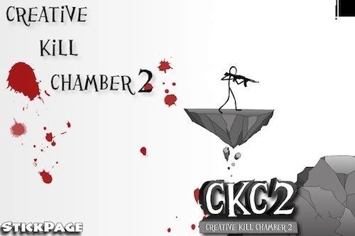 Killing Games Unblocked >> Creative Kill Chamber 2 Killing Game - Unblocked Games