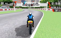 Moto X Speed GP