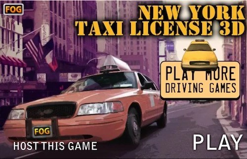 3d taxi racing unblocked games