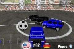 4x4 Soccer Driving