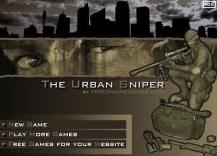 The Urban Sniper 1
