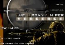 The Urban Sniper 2: Vengence