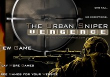 The Urban Sniper 2: Vengence