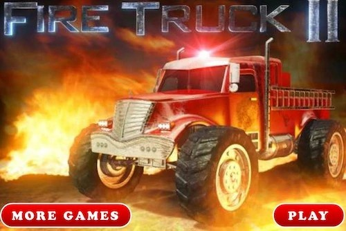 Coaster Racer 2 Unblocked >> Fire Truck Racer - Unblocked Games
