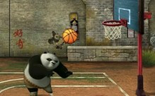 Kung Fu Hoops Madness Basketball Game